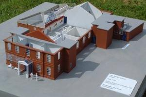 Scale Model of a School